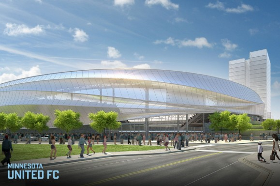 Minnesota United Midway Stadium