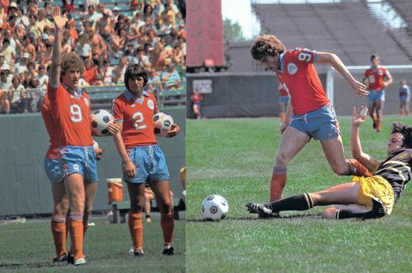 Alan Willey Minnesota Kicks