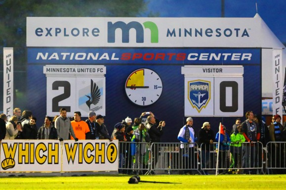 Minnesota United FC, Jacksonville Armada, Soccer, NASL