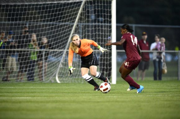 Cat Parkhill, FC Kansas City, University of Minnesota
