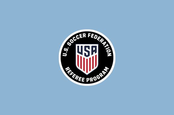 U.S Soccer Association Referee Program