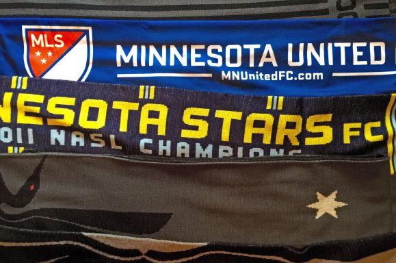 Minnesota Soccer Scarves