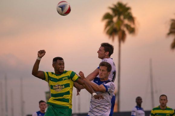 Photo Credit: Eric Tillotson for the Tampa Bay Rowdies