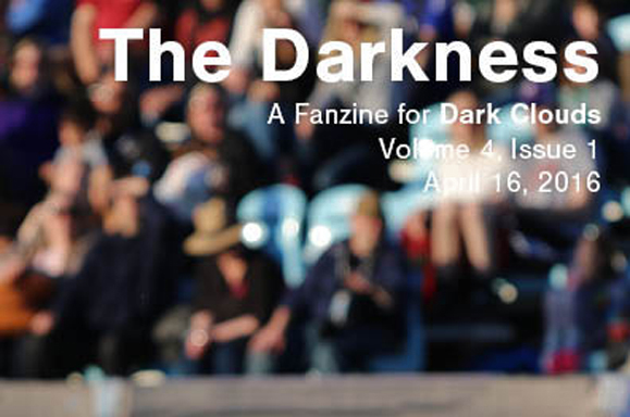 The Darkness Feature 4-16 Minnesota United Gameday Magazine Dark Clouds Byline Press 55.1