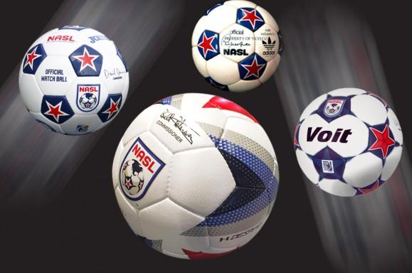 NASL Balls
