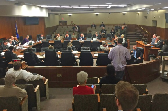 Minnesota State House Tax Hearing on Soccer Stadium Bill