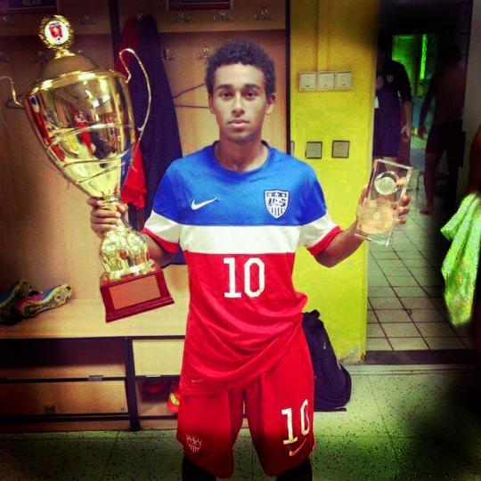 Mukwelle Akale, MVP, Vaclav Jezek, US Soccer