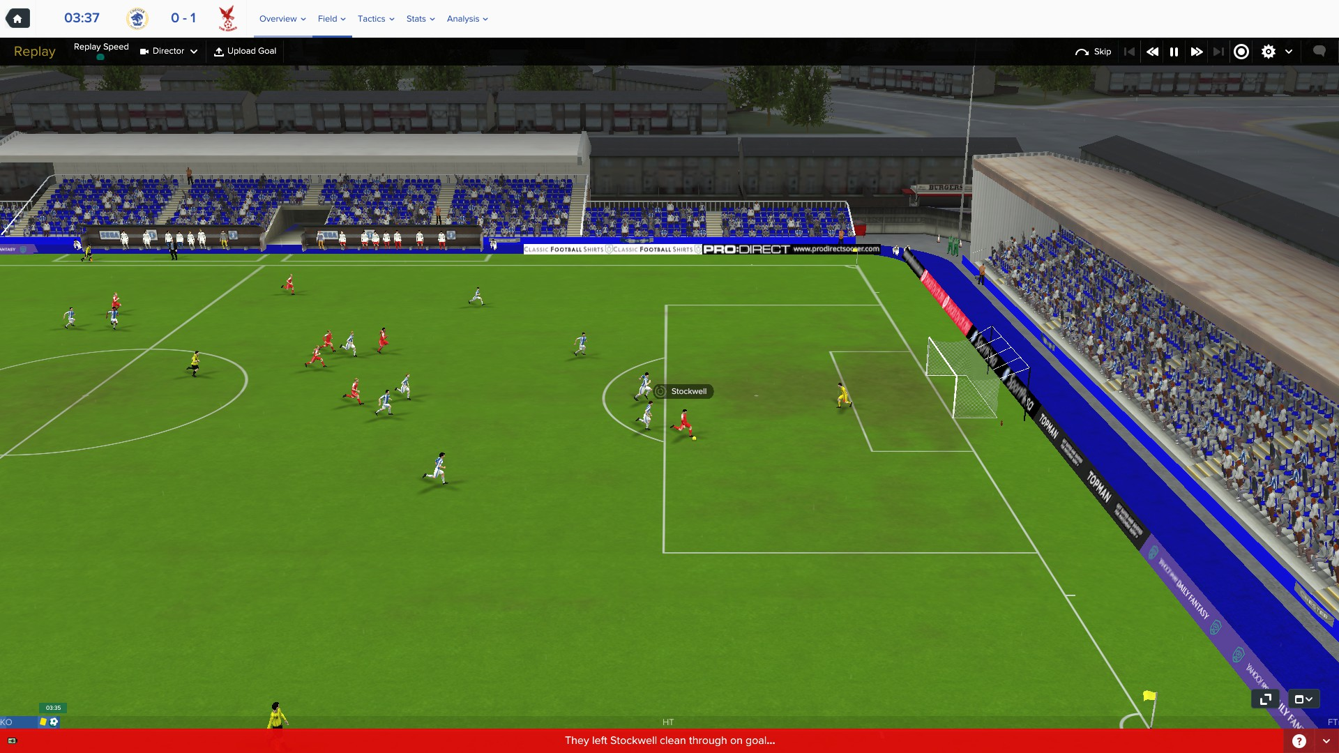 The Adventures of Doug Rugley, Football Manager: Episode Two